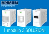 ORBIS Energia Intelligente: MINIMAT, MINISELF LED e MINICARG USB